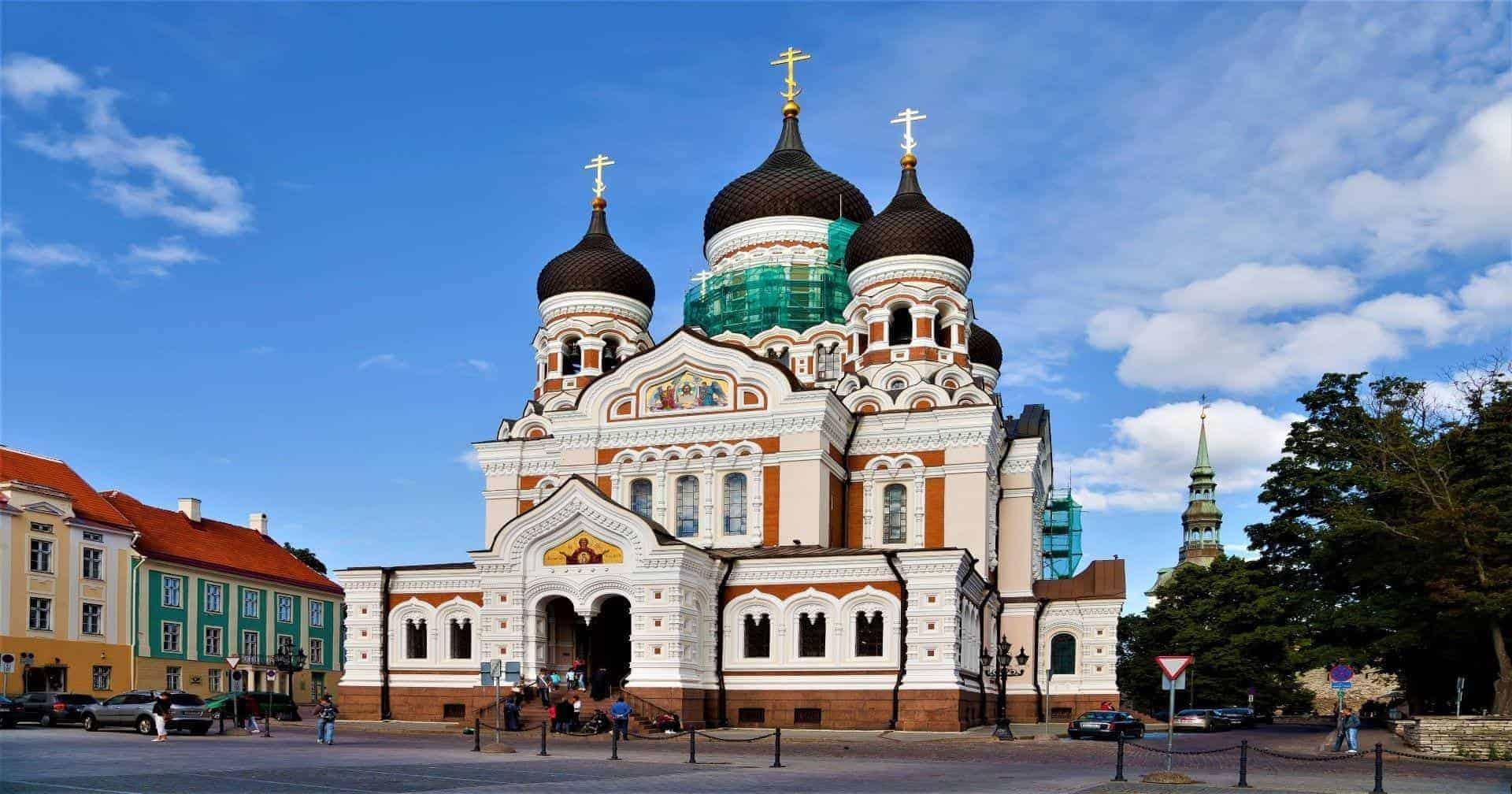 Alexander Nevsky Cathedral Harjumaa