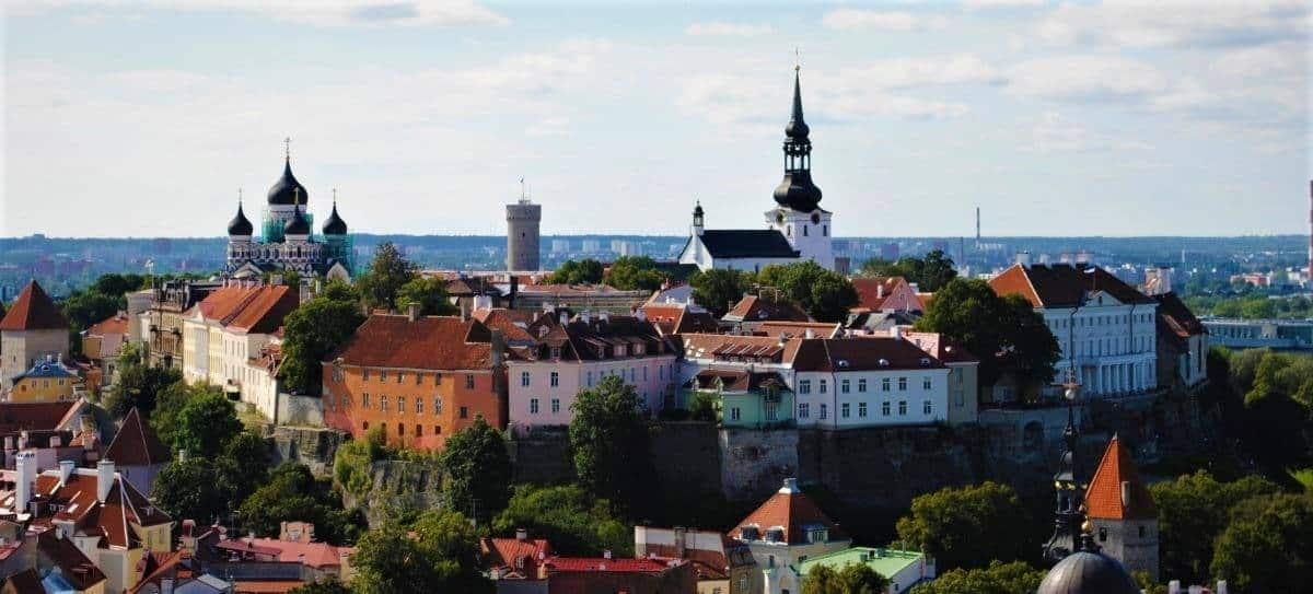 Things to do in Harjumaa Toompea Estonia