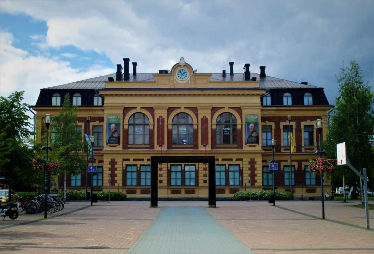 Joensuu Art Museum ONNI