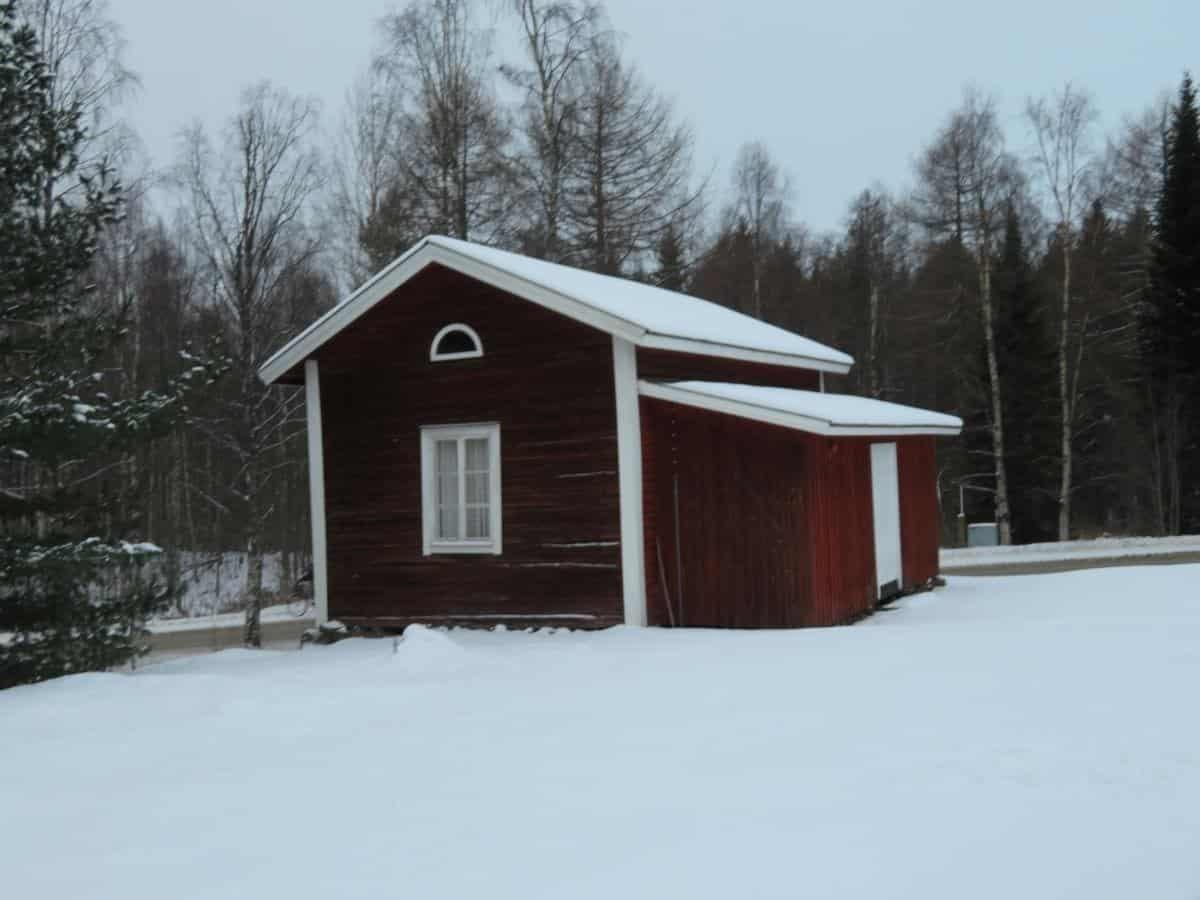 Tuupala Museum Kuhmo Finland