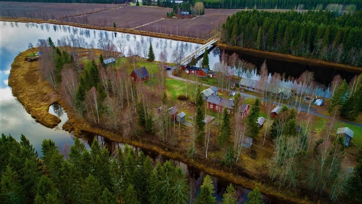 Turkansaaren ulkomuseo Oulu Finland