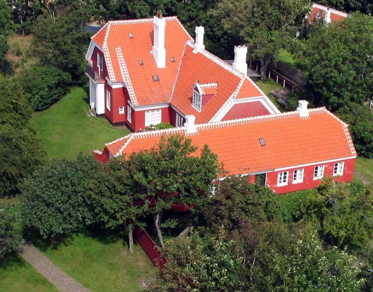 Skagen Anchers Hus