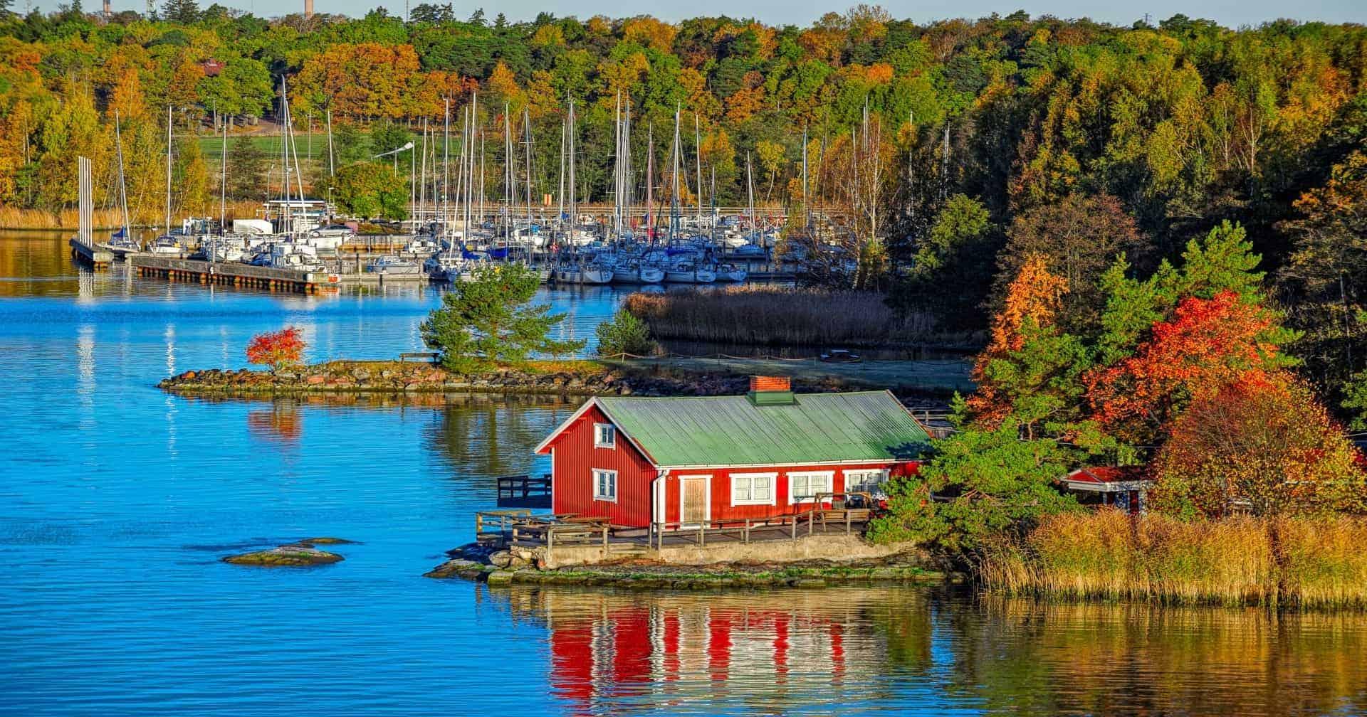Ruissalo island Turku archipelago Turku Finland