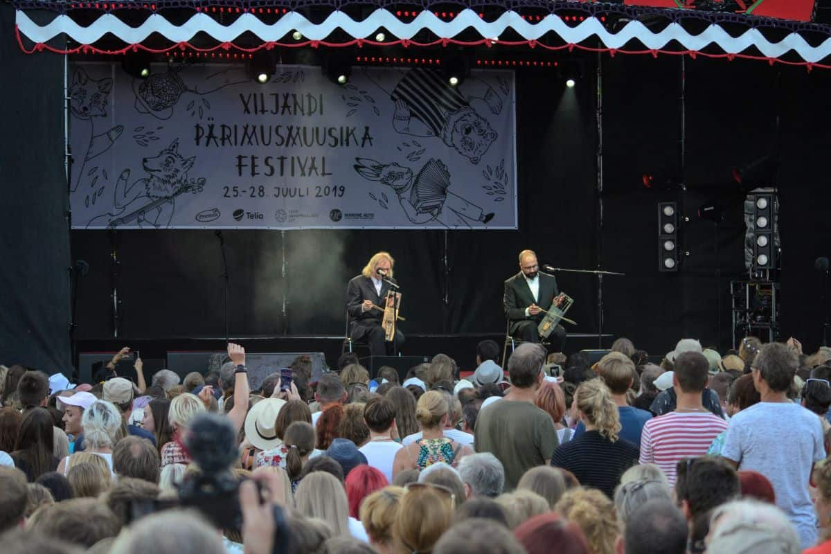 Things to do in Viljandi: Viljandi Music Festival