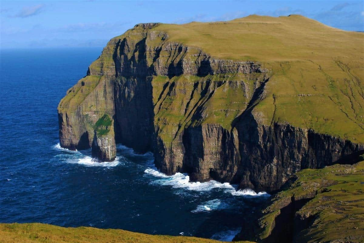 Things to do in the Faroe Islands: Ásmundarstakkur