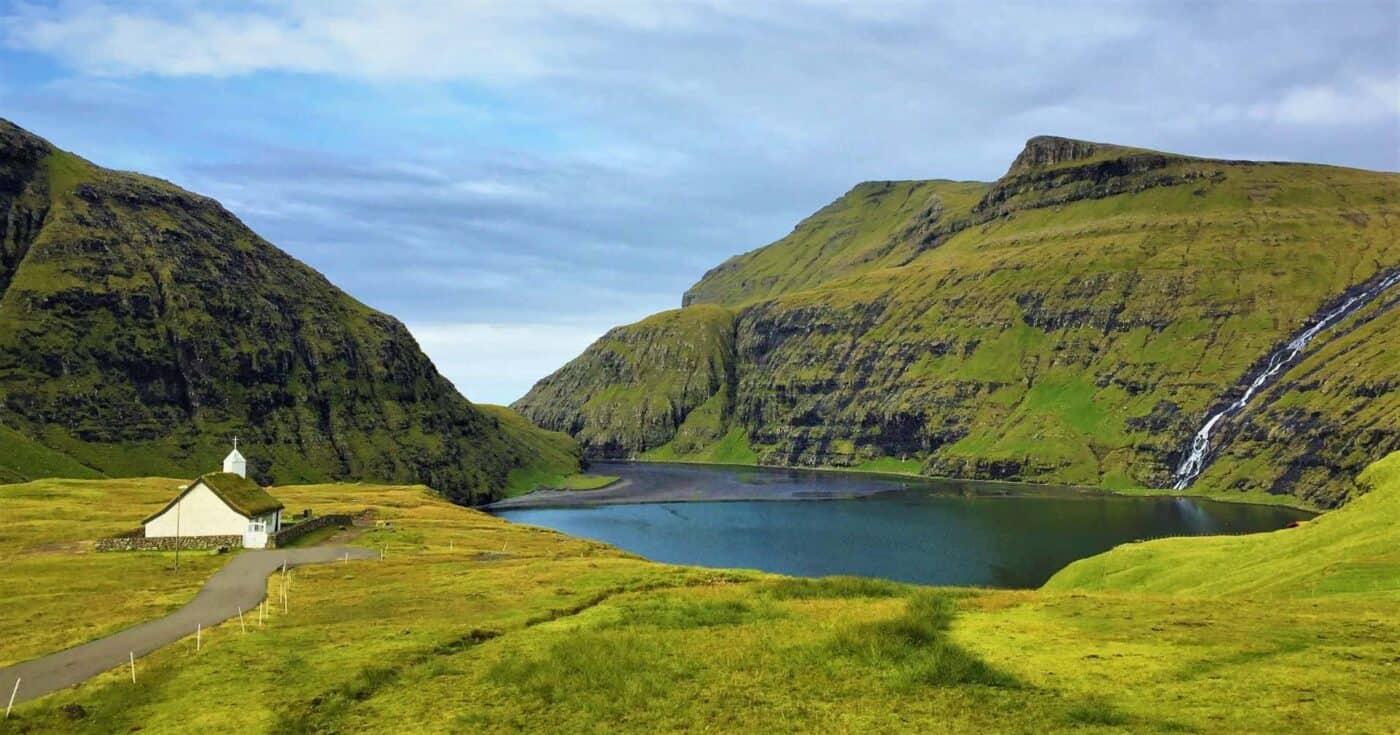 Saksun Faroe Island