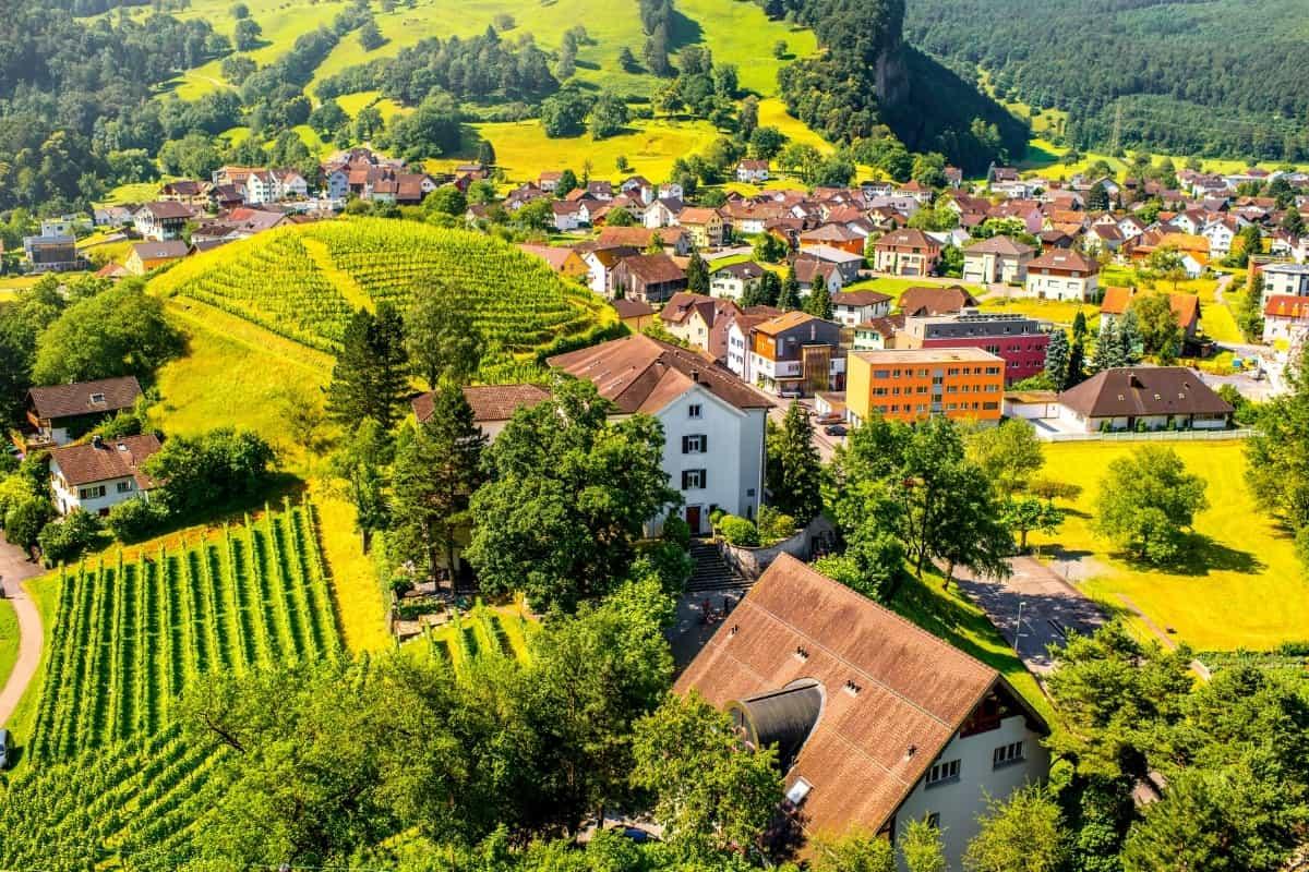 Liechtenstein is a unique place to visit in Europe in November.