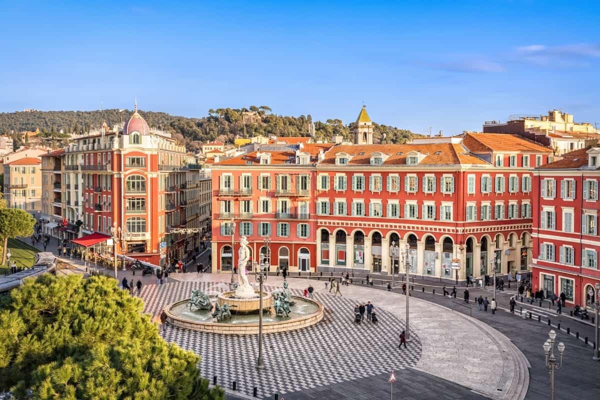 Europe in November: Visit Nice, France!
