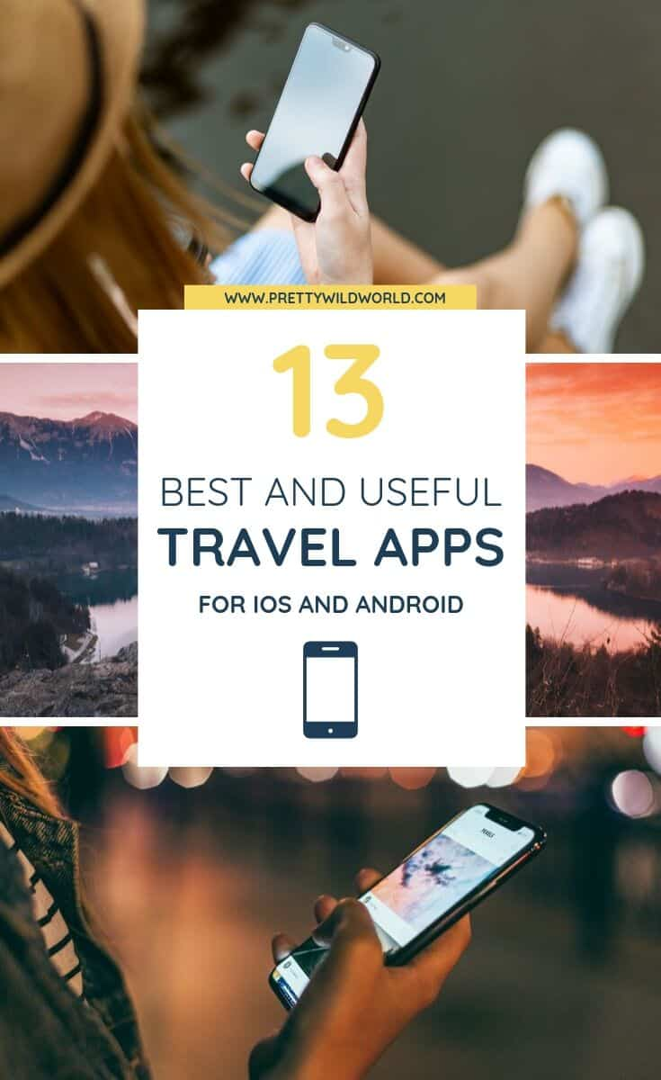 Best Travel Apps | Are you planning your trips and want to stay organized? Read this post to learn more about the best mobile apps international travelers found useful. Check this post now or pin it for later read! #traveltips #travelapps #travelideas #bucketlist