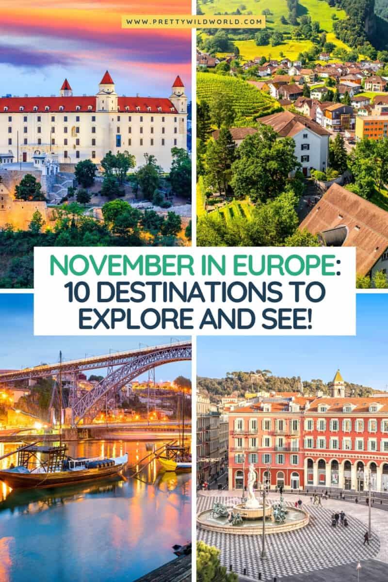 europe in november travel, europe november, november europe travel, best places to travel in europe in november, best places to visit in europe in november #europe #travel #november #bestdestinations