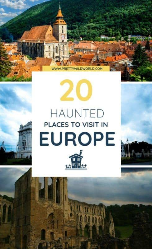 Find out some of the scary places on earth and that includes some of the haunted places in Europe, scary places on earth, and find out where to spend your halloween in Europe! Check this post out now or pin it for later read. #halloween #spookyseason #hauntedplaces #haunted #europetravel #allsaintsday #travel #traveltips #bucketlisttravel #bucketlistideas