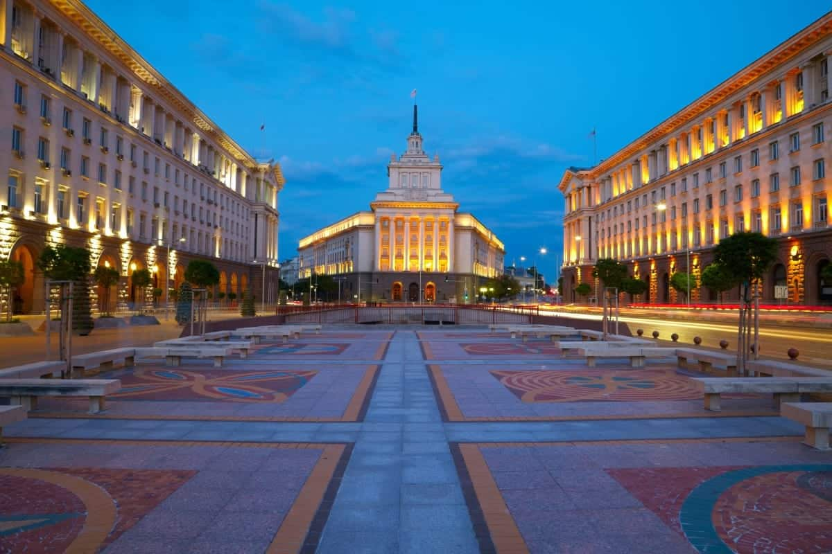 Sofia Center Bulgaria