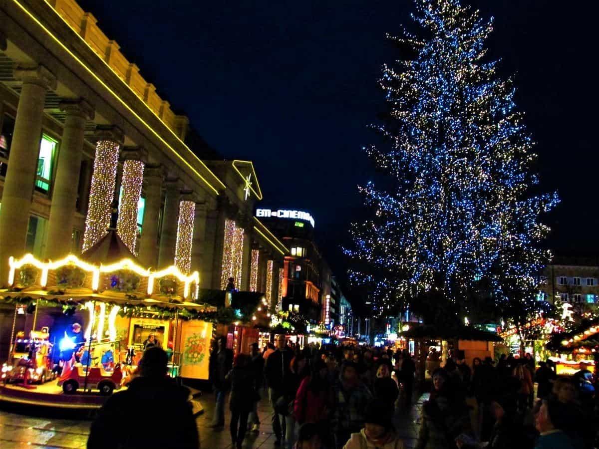 Weihnachten in Stuttgart Germany