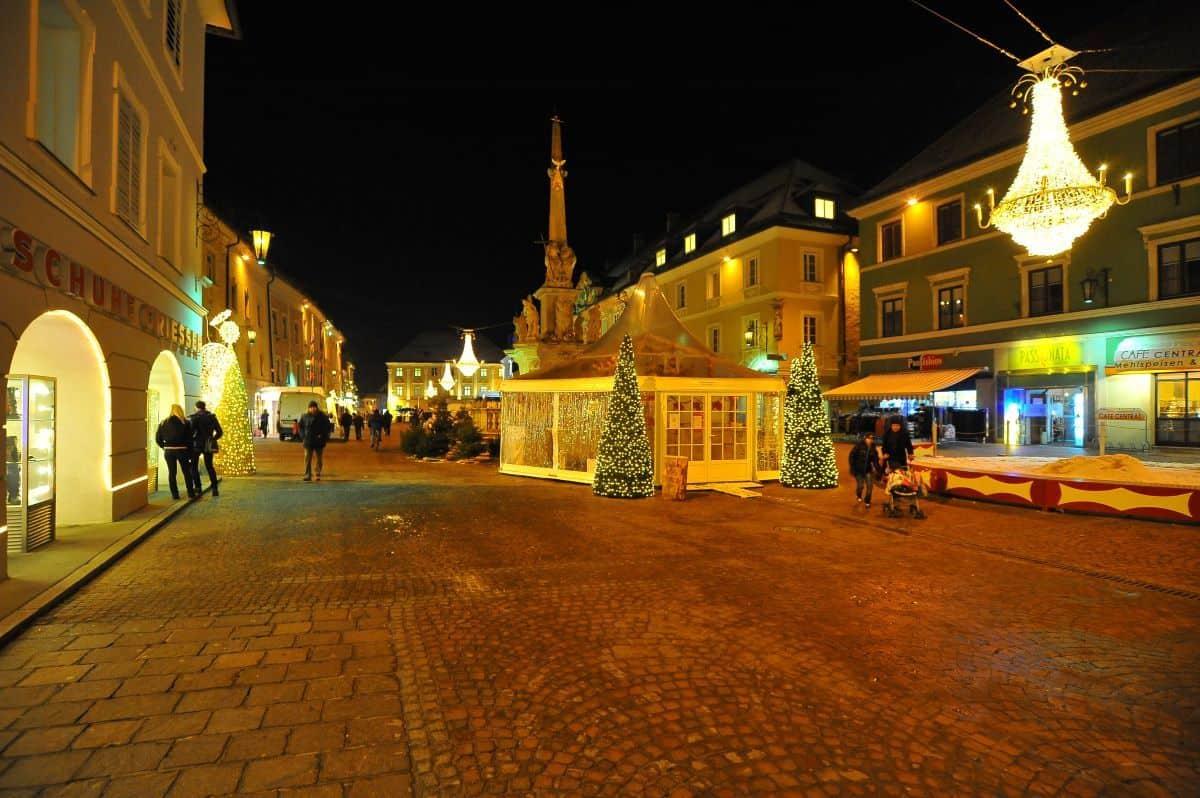 Hauptplatz Christmas Market