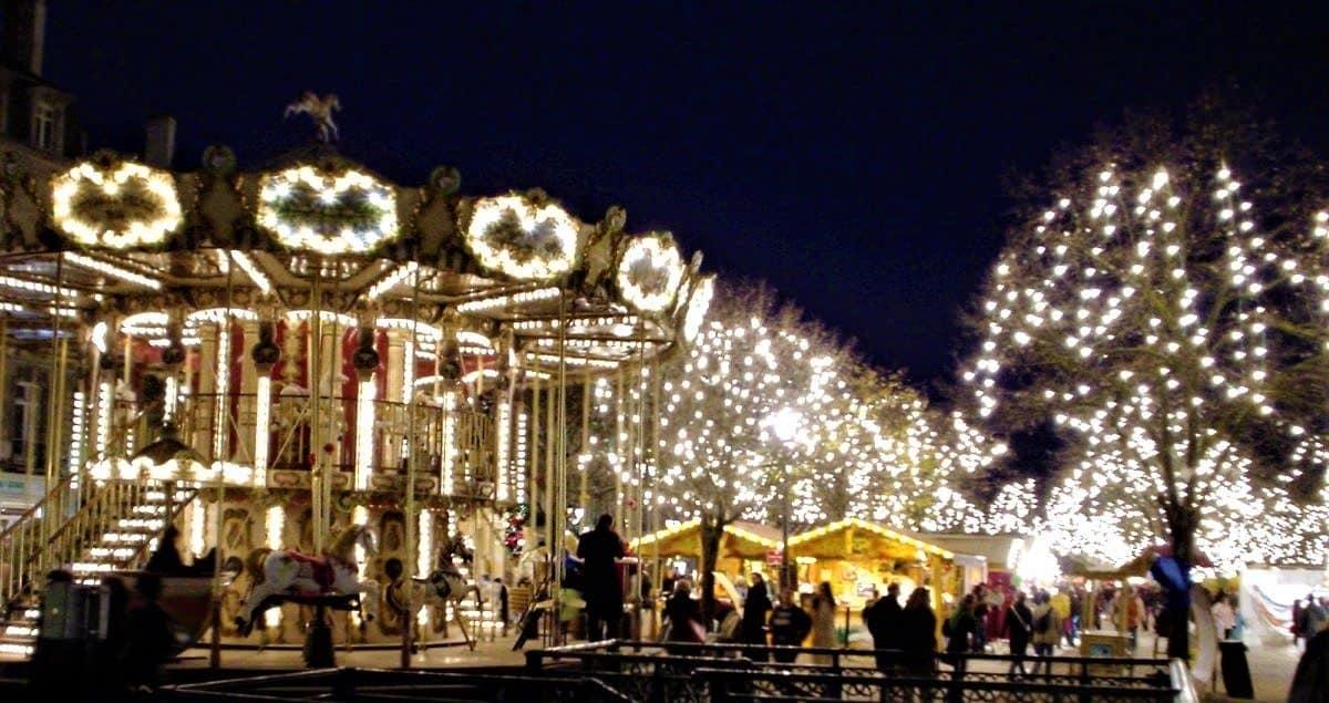 Bordeaux Christmas market
