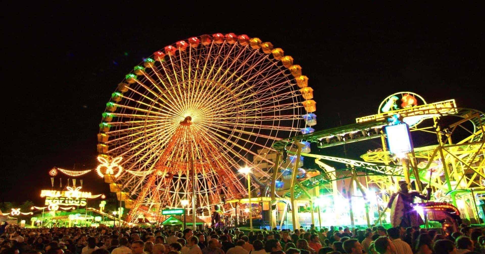 Feria de Atracciones de Navidad