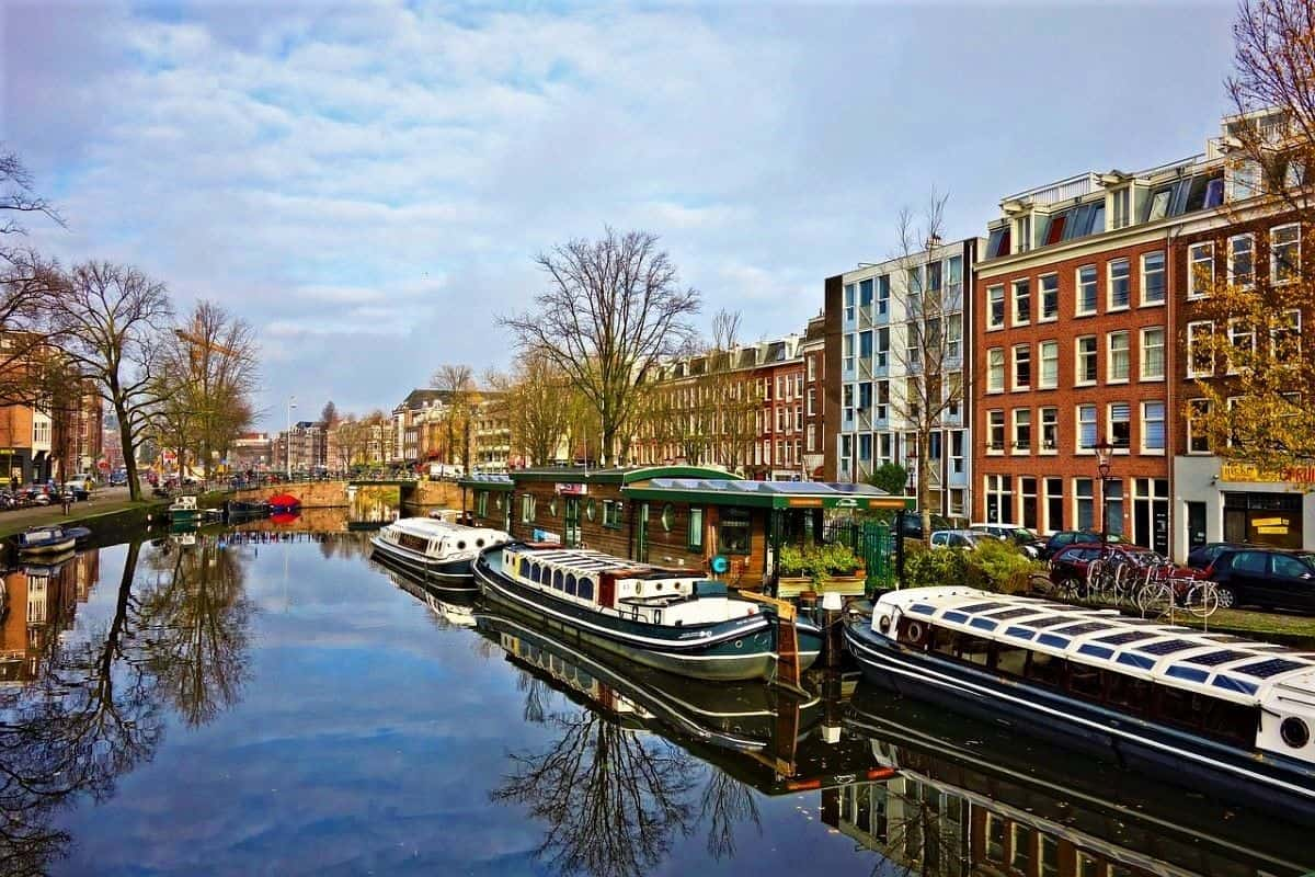 Amstersdam Canal Cruise