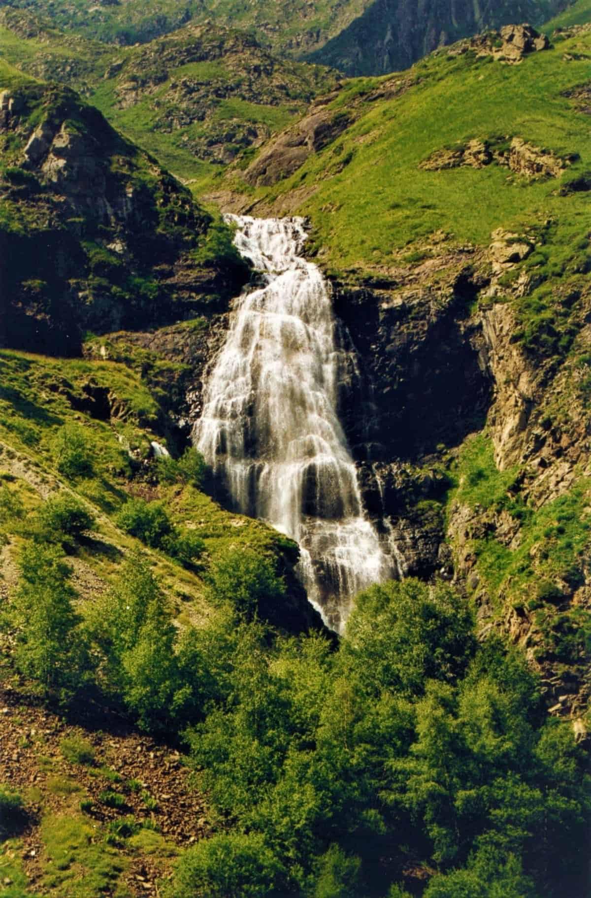 Waterfalls of Gavarnie France