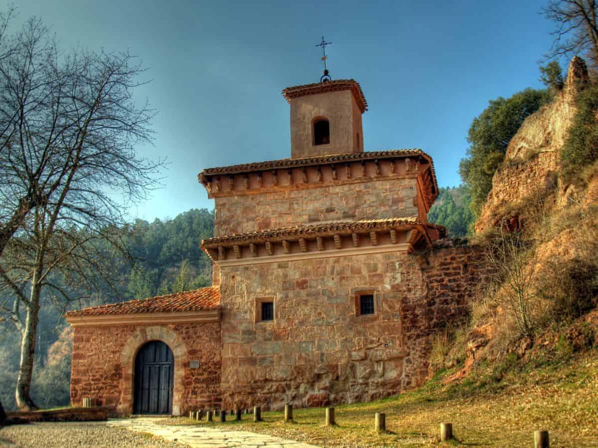 San Millan de Suso monastery