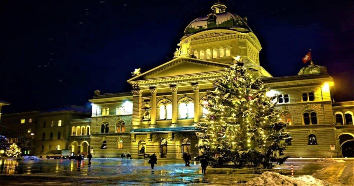 christmas in bern switzerland