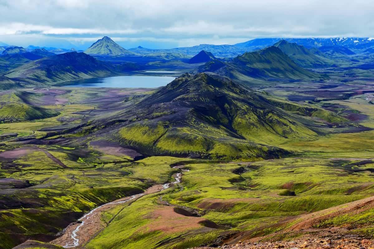 Laugavegur Iceland