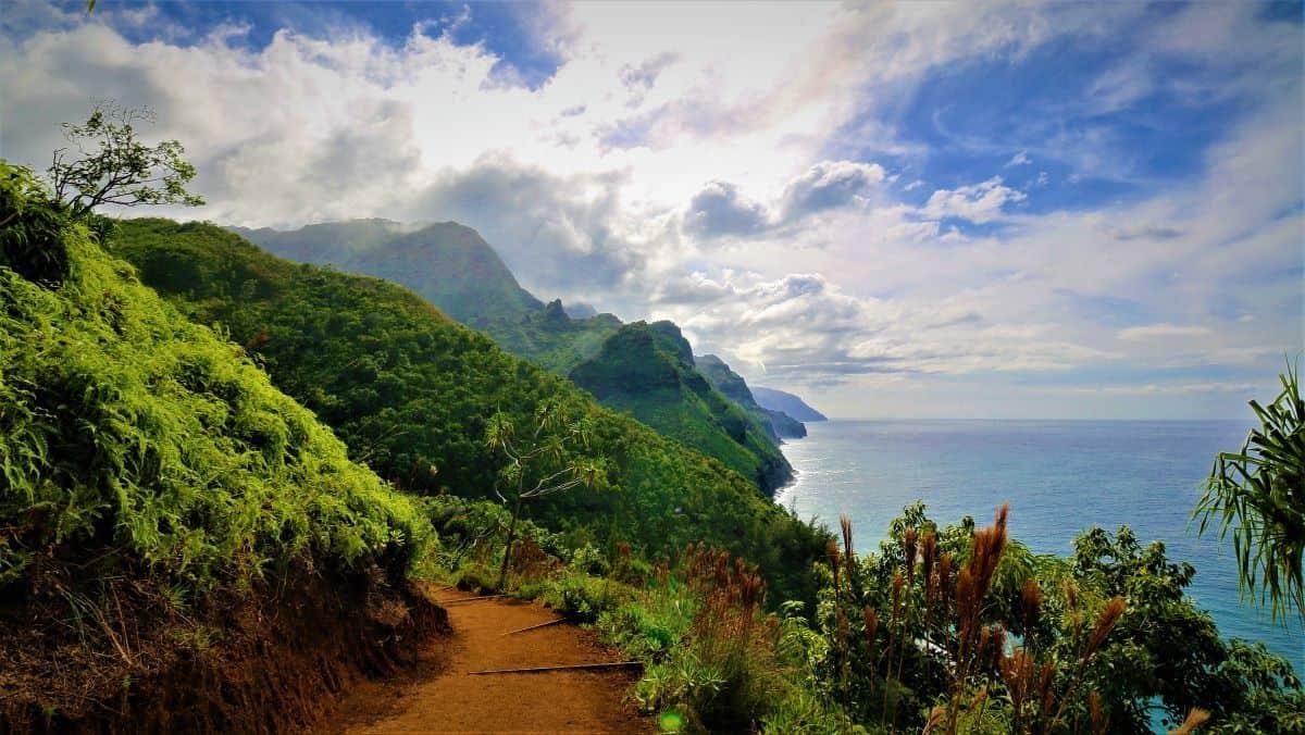 Kalalau Trail Napali Coast Hawaii