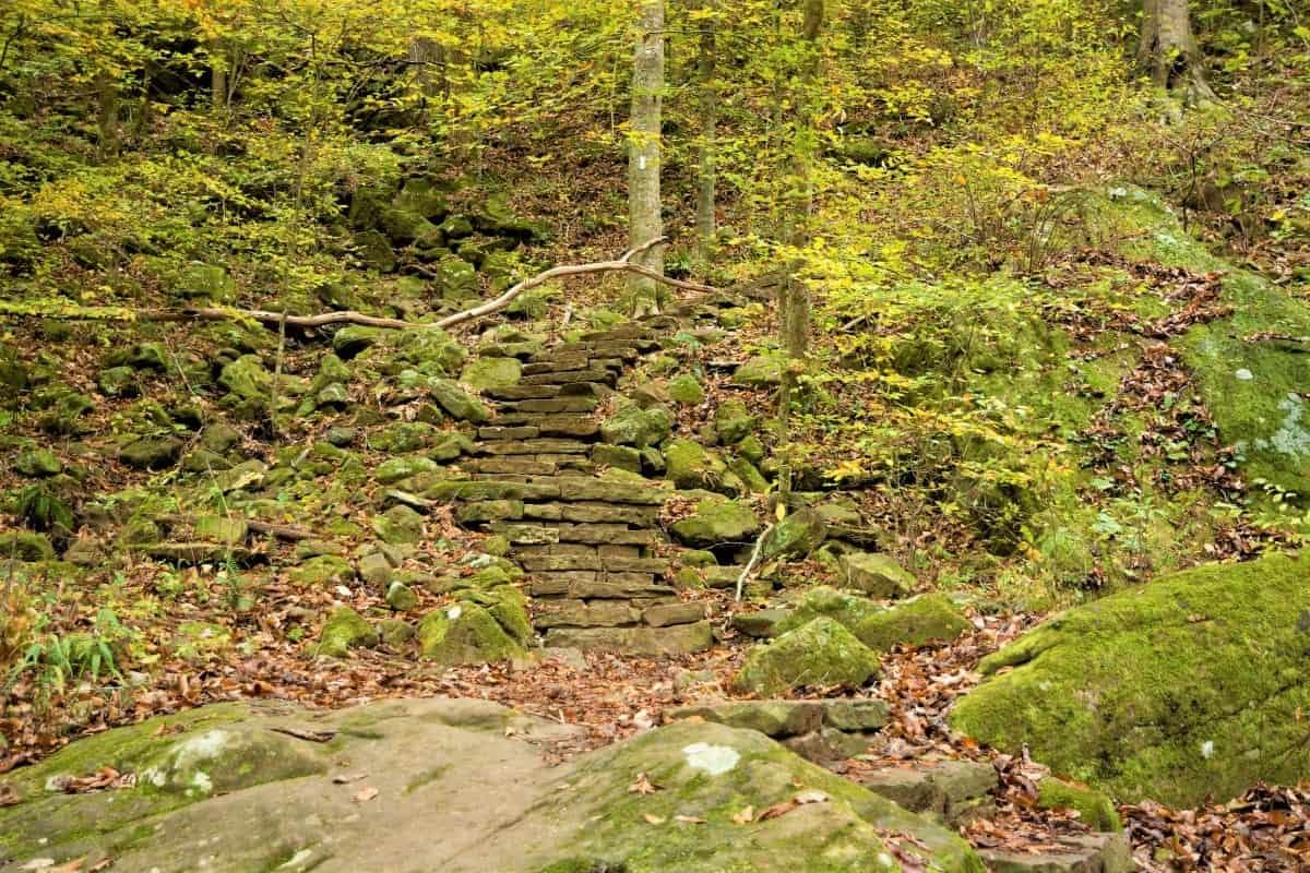 Lost Valley Hiking Trail, Arkansas