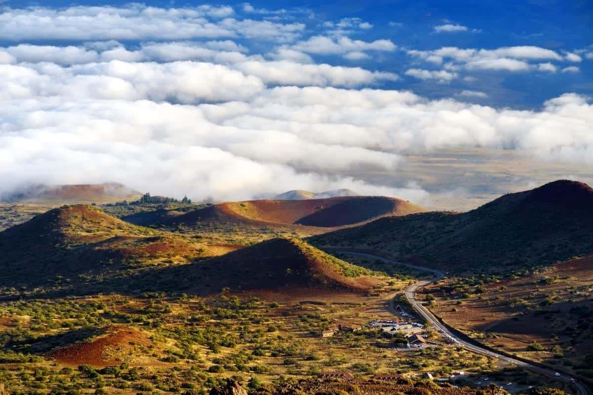 Mauna Loa Summit Hawaii