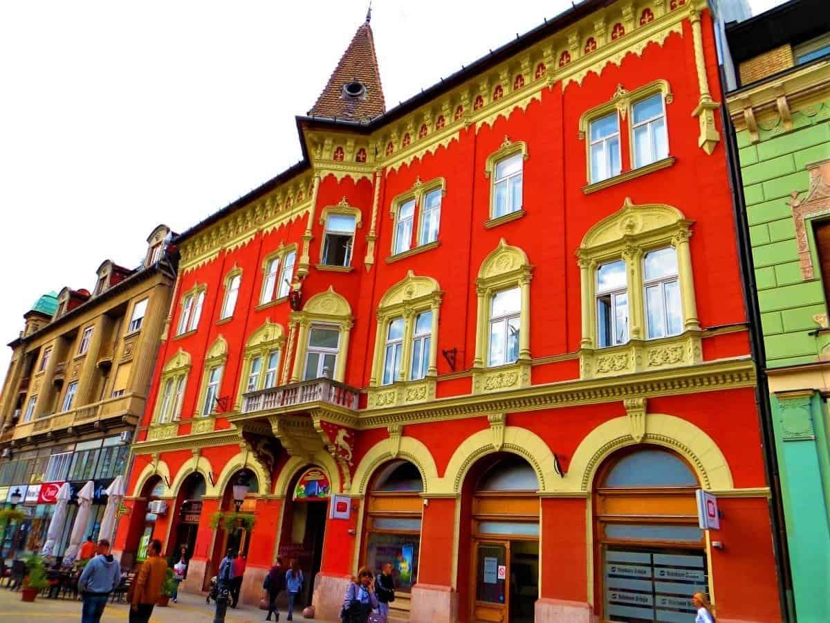 Centar Subotica Serbia