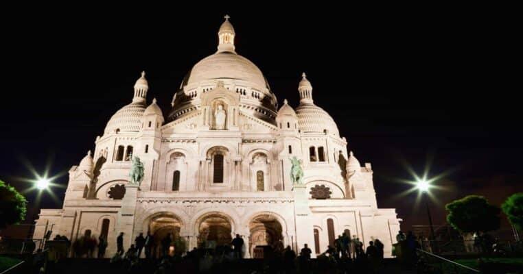 Paris Nuit Blanche, France