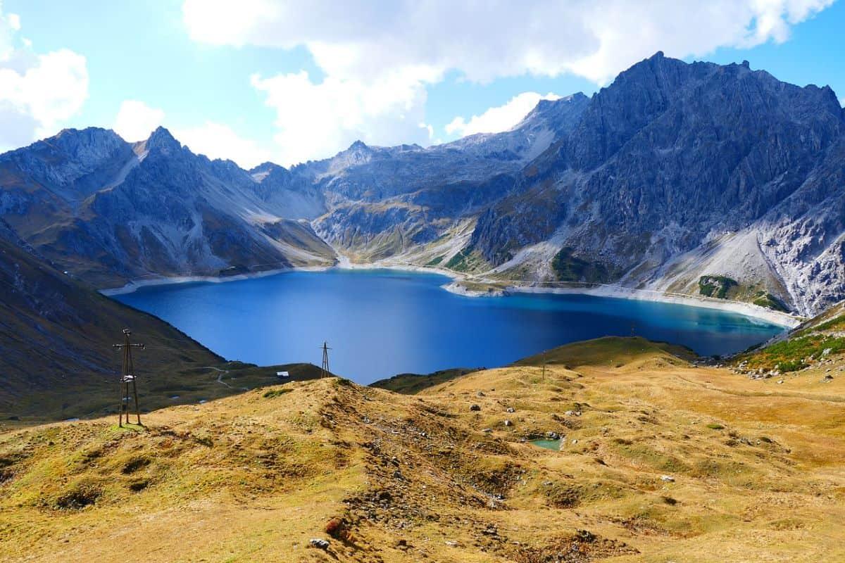 Lüner Lake Austria