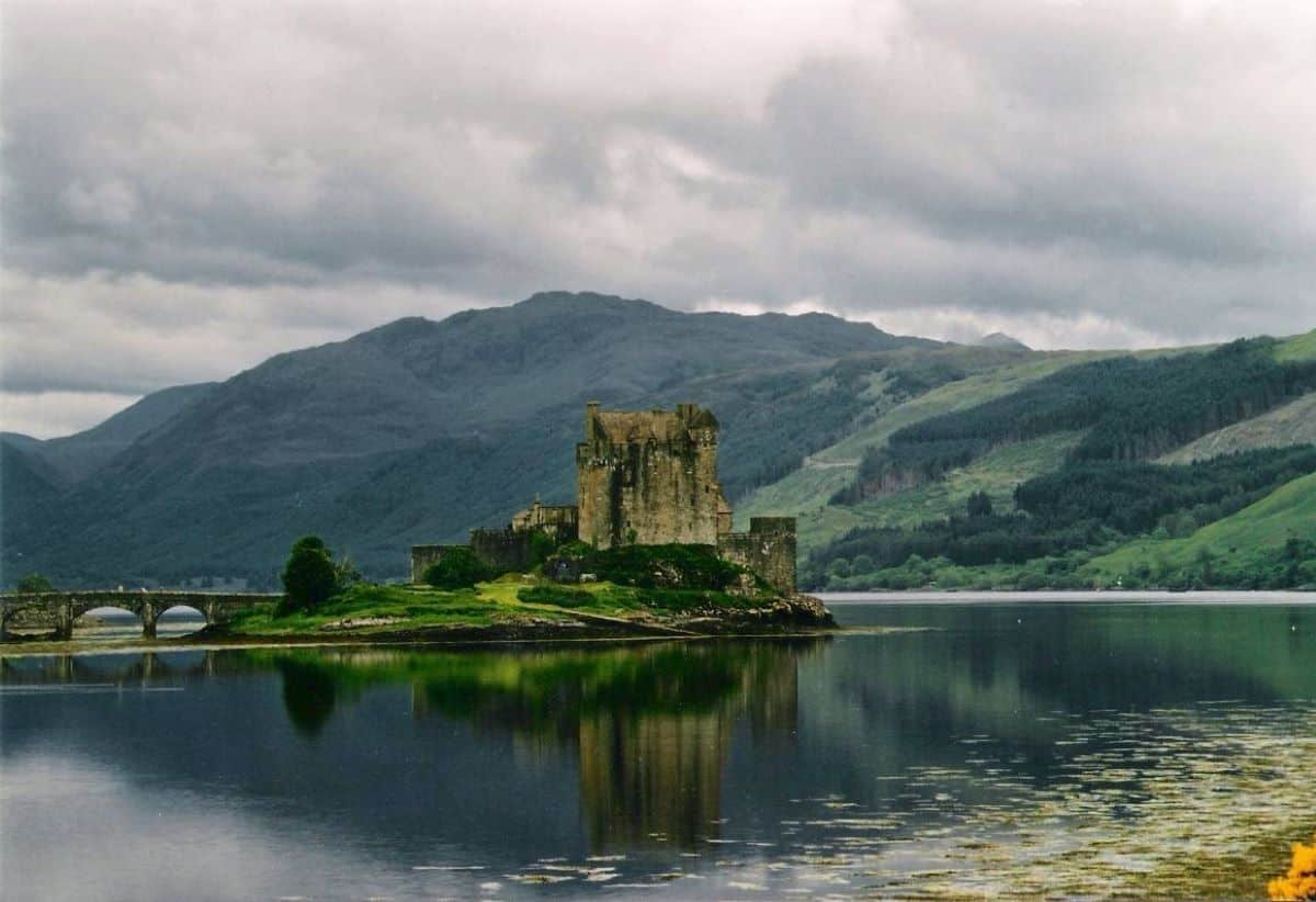 Loch Duich Scotland