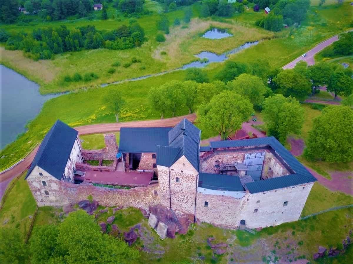 Kastelholms Slott Aland Island