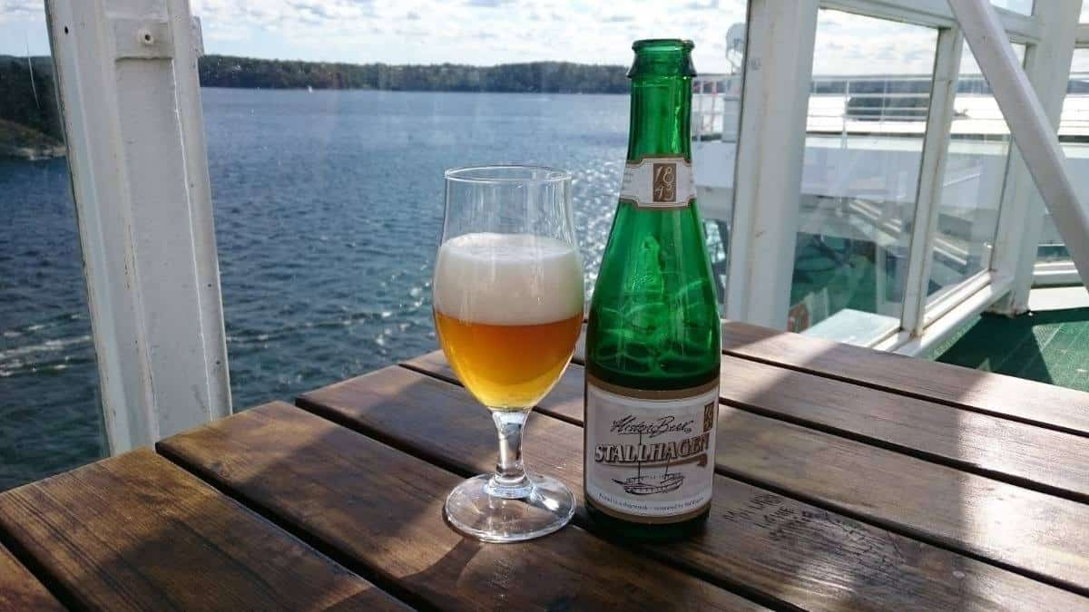 Stallhagen Craft beer Aland Islands Finland