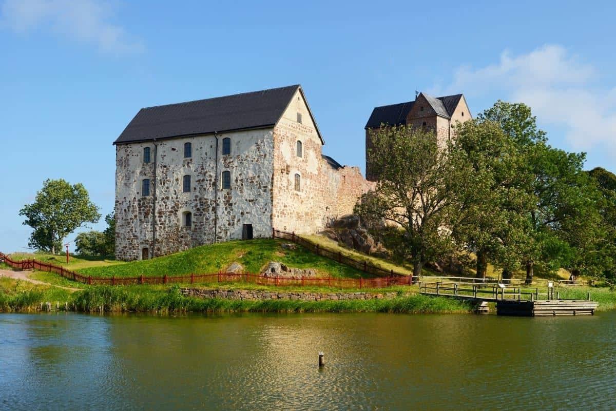 Kastelholm castle Alands Island