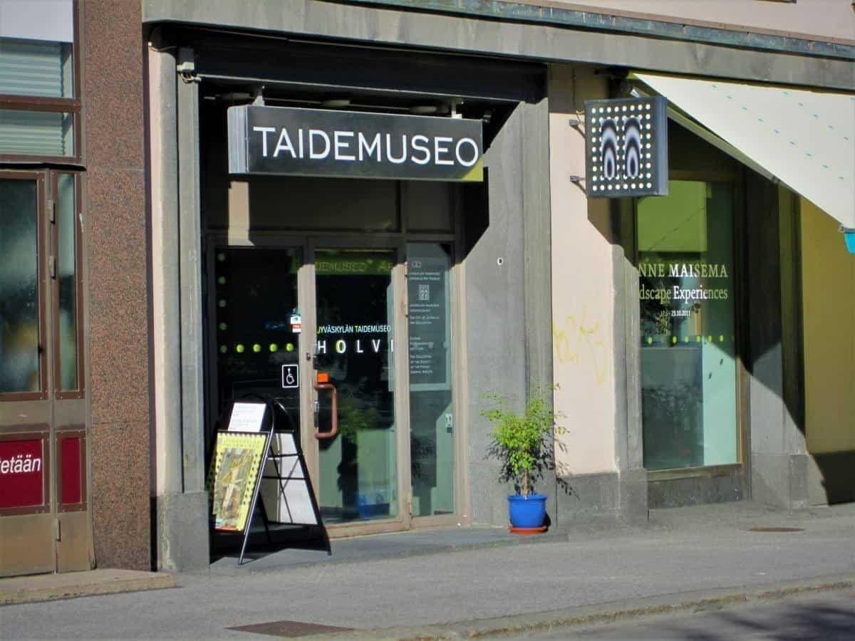 Jyväskylä art museum
