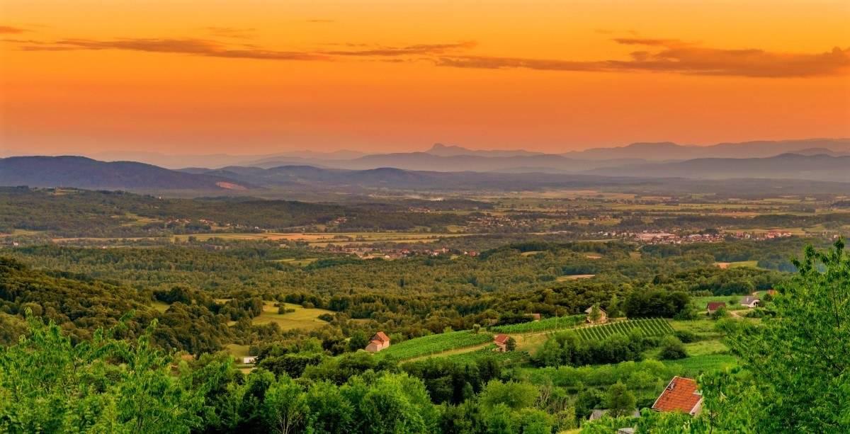 Best camping destinations in Europe: Bela Krajna, Slovenia