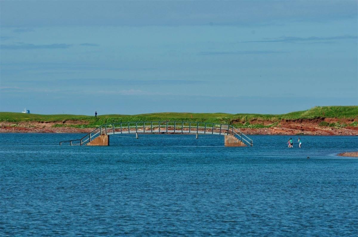 Belhaven Bay Scotland