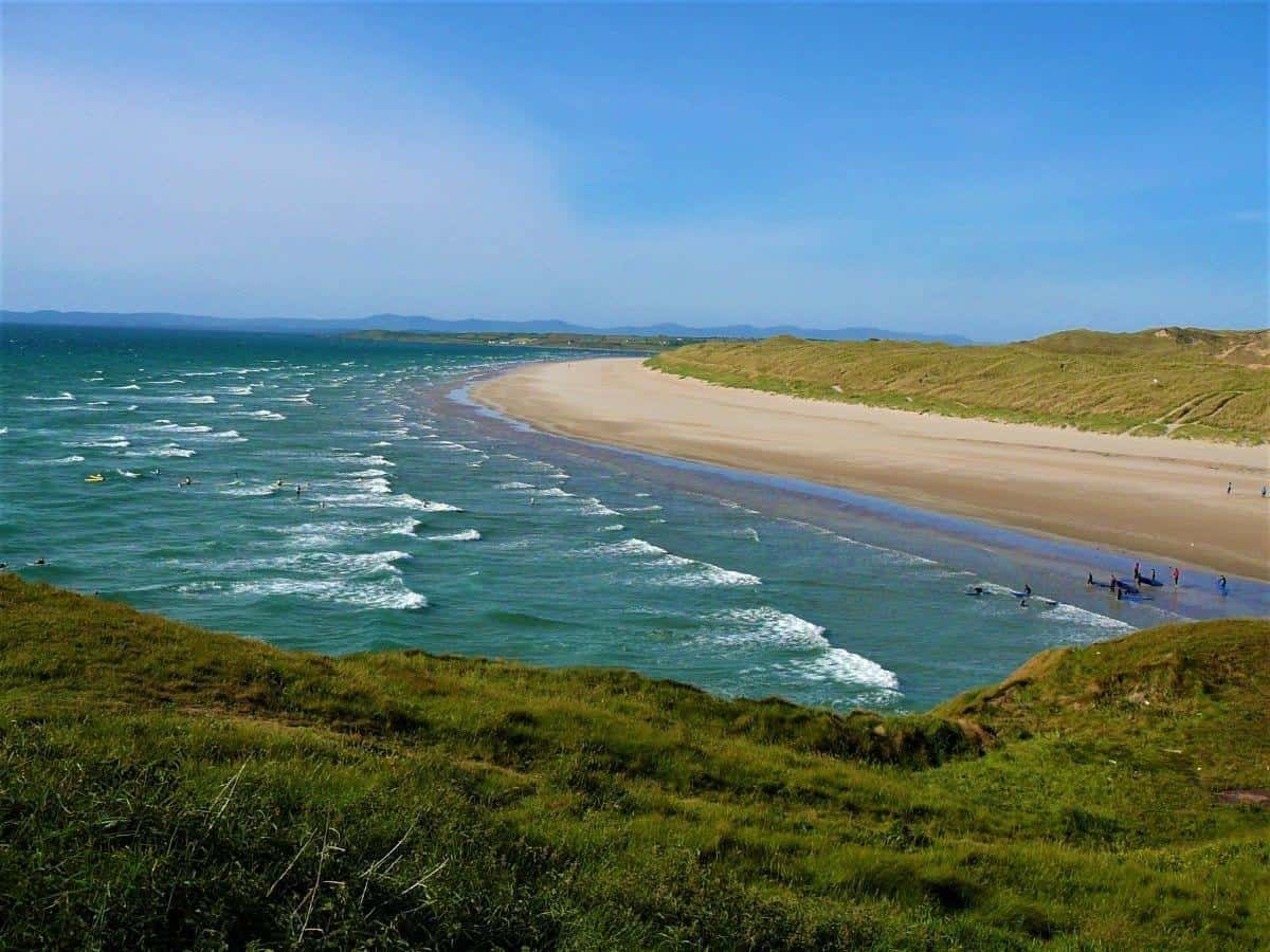 Bundoran Strand Ireland