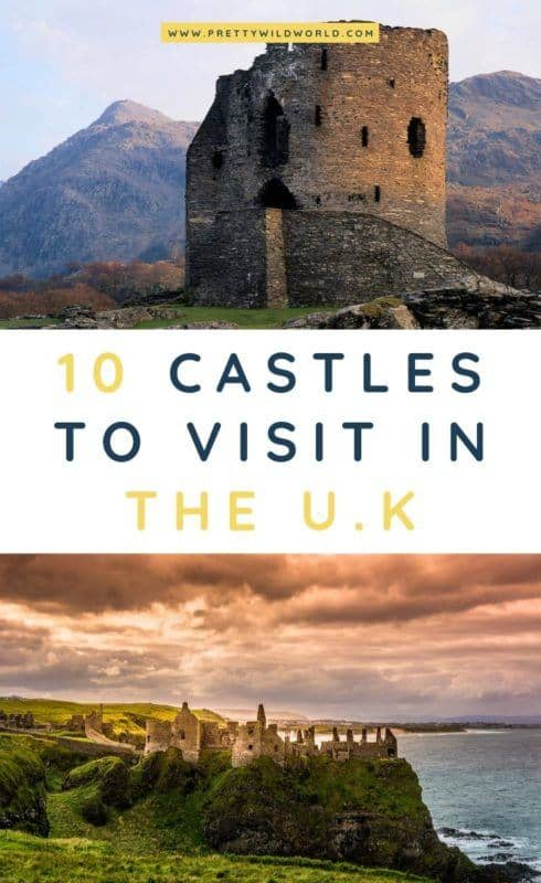 Castles in the UK   Looking for something interesting and historical to see in the UK other than its usual tourist attractions? Learn a bit of history and find out what are the top castles in the UK! #UK #europe #castles #palace #traveldestinations #traveltips #bucketlisttravel #travelideas #travelguide #amazingdestinations #traveltheworld