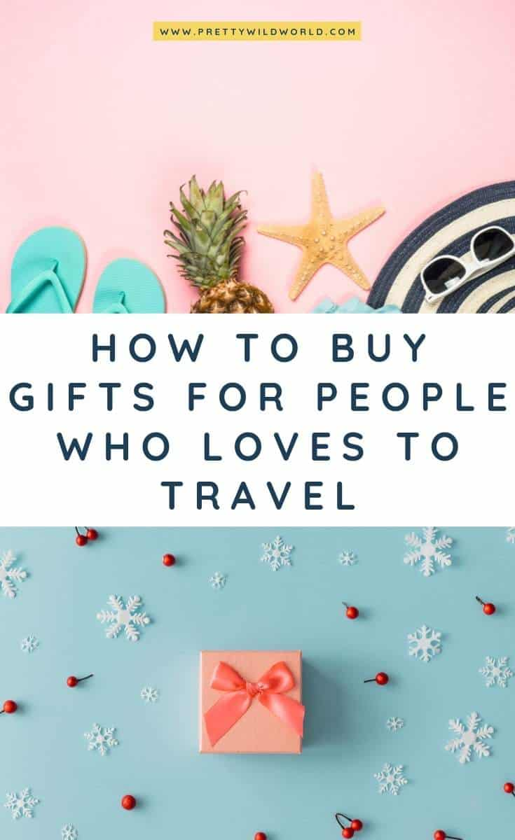How to buy gifts for people who loves to travel, gift ideas for travelers, gifts for the jetsetter, best friend gift ideas. #giftideas #giftsforfriends #giftsforher #giftsforherchristmas #christmas #christmasgifts #christmasgiftideas #giftsfortravelers