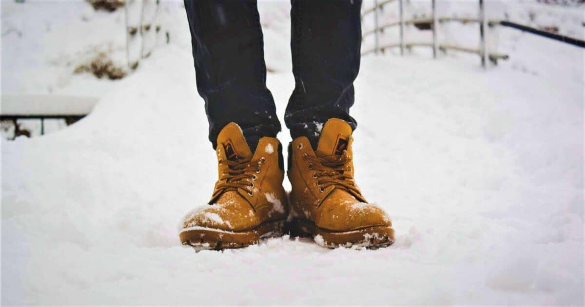 Best men's winter shoes