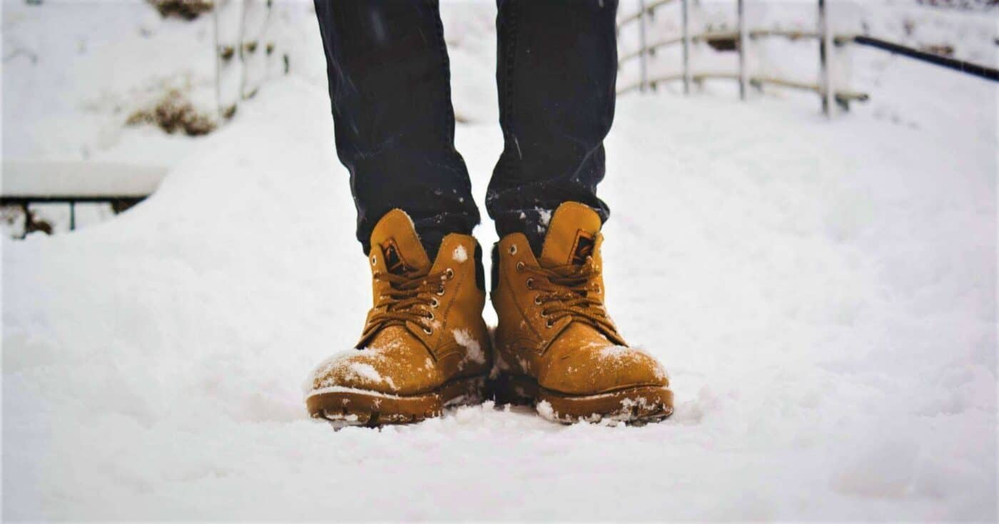Best men's winter shoes