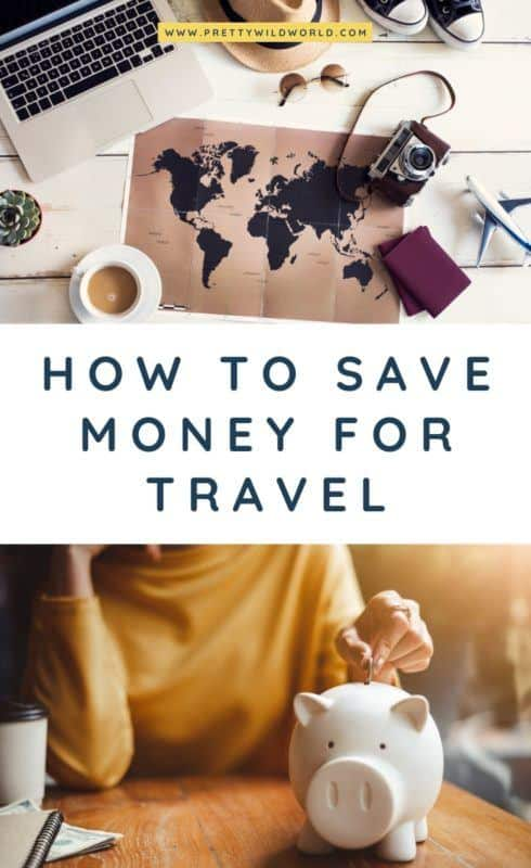 Do you have a travel bucket list but don't know how to save money for travel? In this post you'll find tips and ideas on how to budget your finances (like having a funding jar). Read this post now or pin it for later read! #bucketlisttravel #traveltips #travelideas #savemoney #savemoneytips #savemoneyontravel #savingtips #savingmoneytips