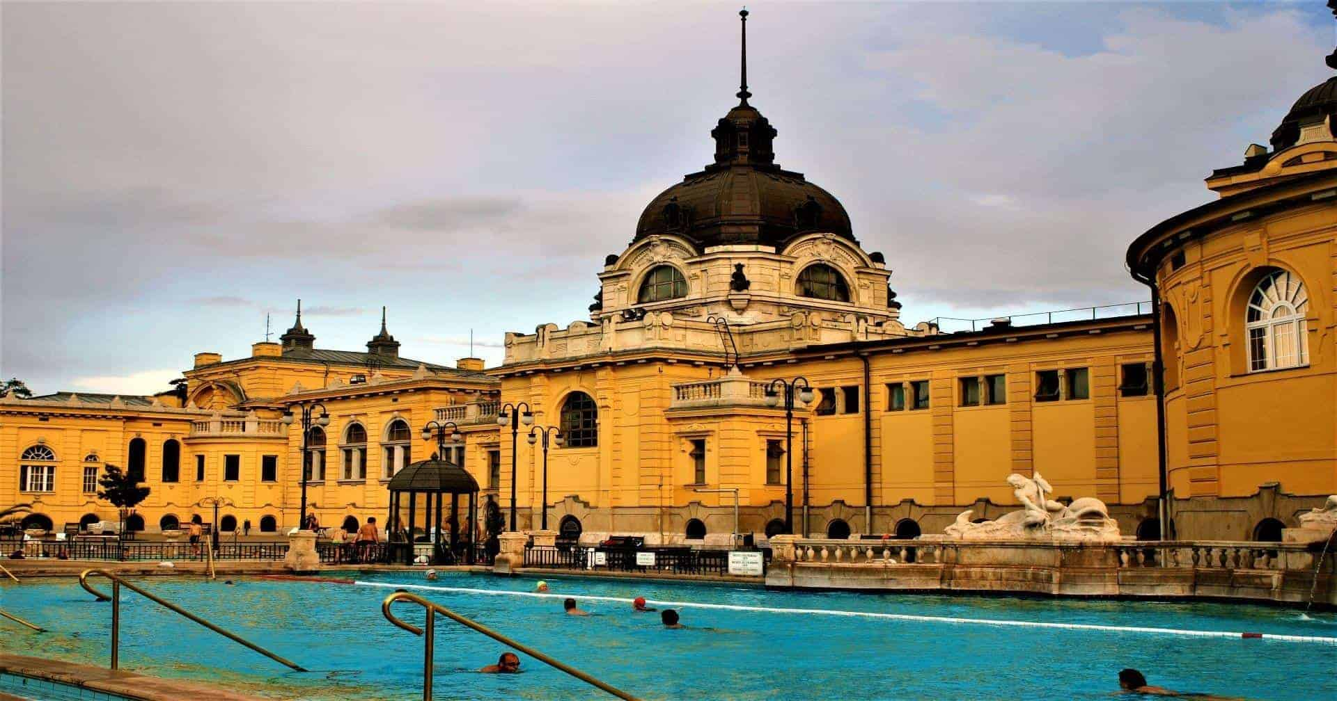 The Ultimate Guide to Budapest Thermal Baths