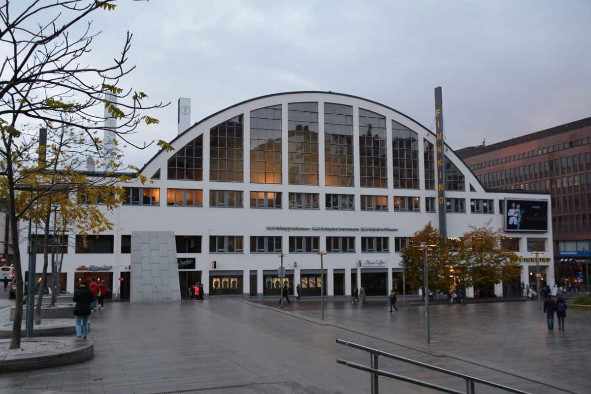 One of the best museums in Finland: Helsinki Art Museum