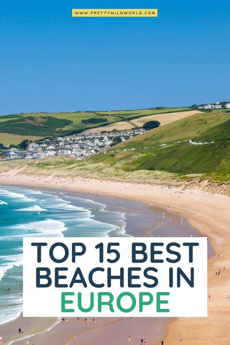 Best Beaches in Europe to Visit | beaches in europe bucket lists, europe beaches, best european beaches, best beaches europe, most beautiful beaches in europe, beautiful beaches europe #europe #traveldestination #traveltips #bucketlisttravel #amazingdestinations #travelideas #traveltheworld #travelguides