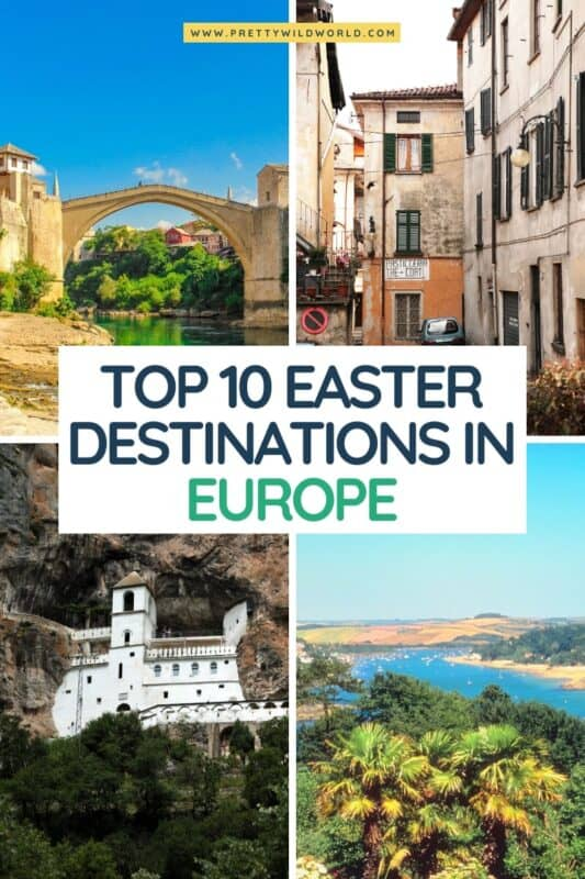 Easter in Europe   travel in europe, top europe destinations, travel tips for europe, europe vacation, travel tips europe, europe travels, europe travel guide, europe adventure, travelling europe, europe cities, visit europe, europe tips #europe #traveldestinations #traveltips #travelguide #travelhacks #bucketlisttravel #amazingdestinations #travelideas #traveltheworld