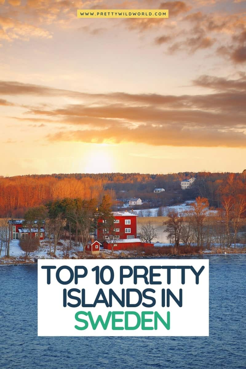Islands in Sweden | things to do in sweden, sweden traditions, travel sweden, sweden travel, sweden country, sweden architecture, fairytale castles, beautiful castles, medival castle, places to visit in sweden #sweden #europe #traveldestinations #traveltips #travelguide #travelhacks #bucketlisttravel #amazingdestinations #travelideas #traveltheworld