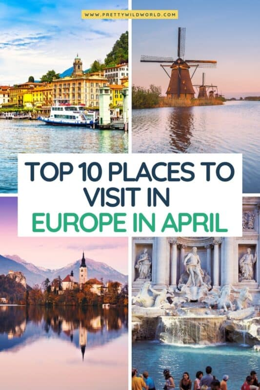 Places to visit in Europe in April |europe trip, travel to europe, places to visit in europe, places to travel in europe, travel europe destinations, europe destinations, ultimate europe trip, europe travel destinations, travel destinations europe, planning a europe trip, things to do in europe, best places in europe, travel in europe #europe #traveldestinations #traveltips #travelguide #travelhacks #bucketlisttravel #amazingdestinations #travelideas #traveltheworld